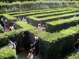 Schonbrunn - Labirinto