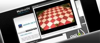 Web Tv Design