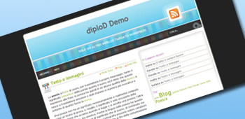diplodGeek - tema wordpress
